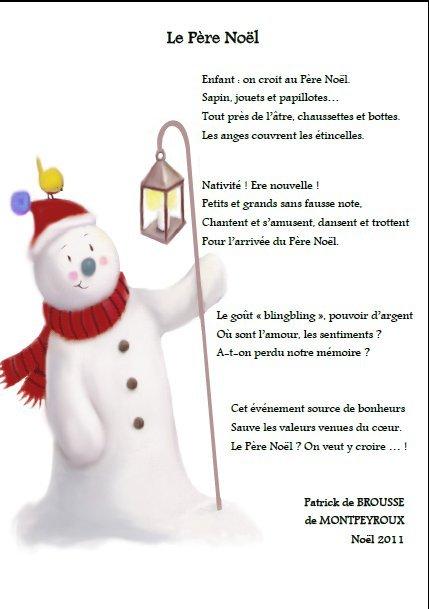 Le Père Noël dans * DE BROUSSE DE MONTPEYROUX Patrick Debrousse-LePereNoel