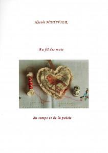 Au fil des mots, du temps et de la poésie dans * METIVIER Nicole Métivier-1ère-de-couverture0012-211x300
