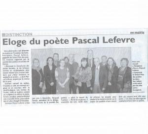 Réception de Pascal Lefèvre en mairie de Sarrebourg dans * LEFEVRE Pascal article-RL-du-vendredi-16-décembre-2012-suite-réception-mairie-0013-300x272