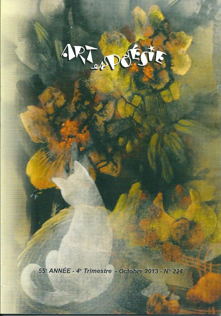 Art et Poésie n° 224 dans Fil d'Ariane numerisation0001